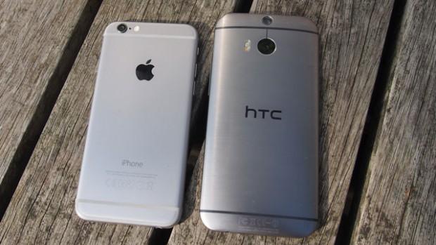 iPhone6-vsHTCOneM8-1